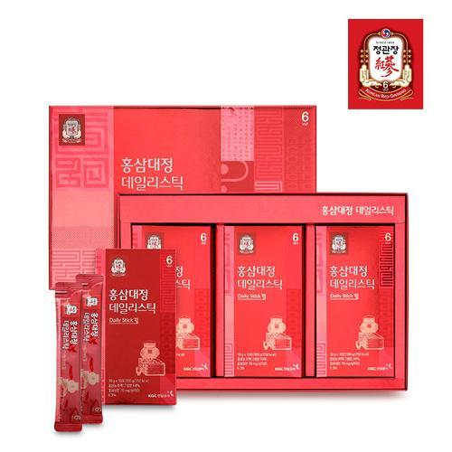 [정관장] 홍삼대정 데일리스틱 10ml * 30포