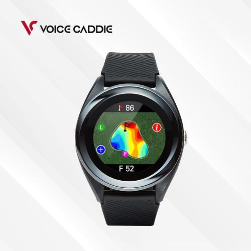 보이스캐디 정품/ T7 시계형 거리측정기/ 블랙