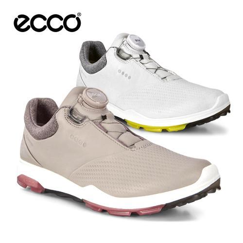 에코 우먼스 바이옴 하이브리드 3 보아 여성 골프화 HYBRID 3 BOA 125513