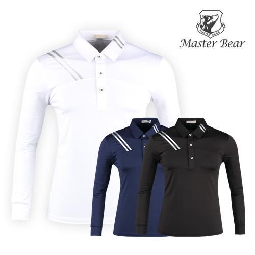 마스터베어 이선 전사 골프셔츠 AE20S405