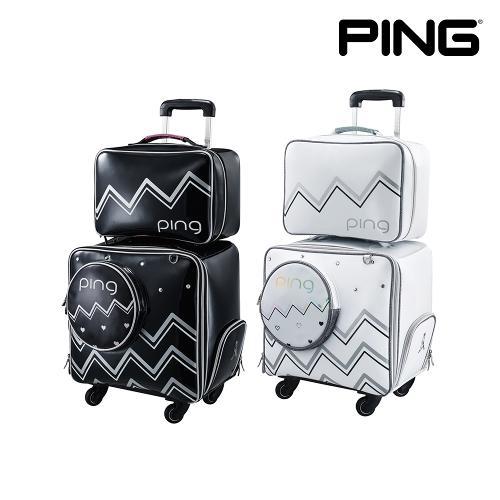 [삼양 정품] 핑골프 2020년 신제품 애리조나 WB 바퀴형 보스턴백 옷가방