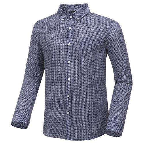 [와이드앵글] 남성 AIR DOT 잔 패턴 셔츠 M WMP20471N4