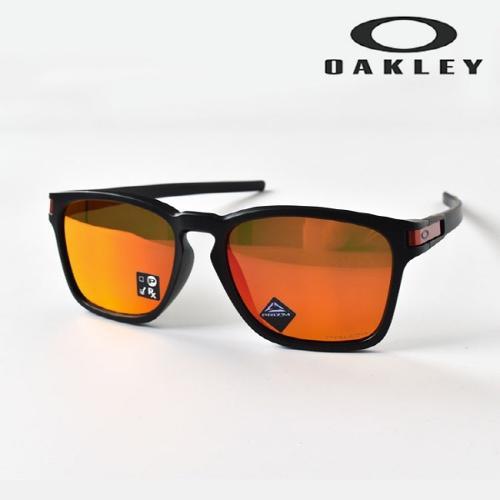 오클리 Oakley 래치 스퀘어 LATCH_OO9358-1155_아시안핏 선글라스 패션선글라스