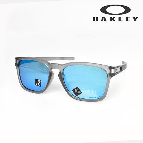오클리 래치 스퀘어 아시안핏 프리즘렌즈 OO9358-1255 선글라스 스포츠선글라스 골프용품 OAKLEY LATCH SQAURED ASIAN FIT