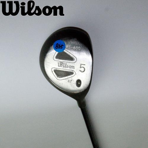 윌슨 MS-600 5번 21도 중고페어웨이우드 골프우드