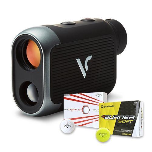 [2020년신제품]보이스캐디 L5 V-알고리즘 레이저 거리측정기+테일러메이드버너골프볼1DOZ