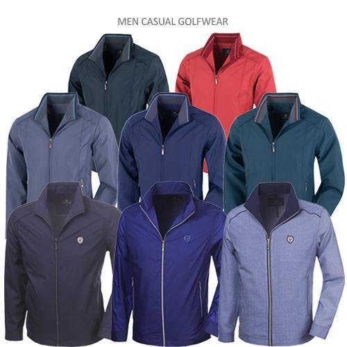 [쟌피엘] 어떤 스타일에도 잘 어울리는 베이직/클래식 스타일 바람막이 골프점퍼 특가 4종 택일