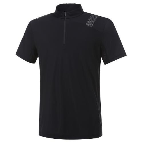 [와이드앵글] 남성 W리미티드 솔리드 반짚 반팔 티셔츠 M WMM20210Z1