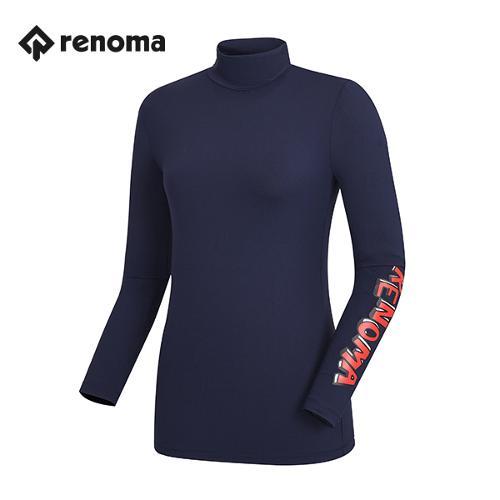 [레노마골프]여성 솔리드 레이어 티셔츠 RWTHG5103-120_G