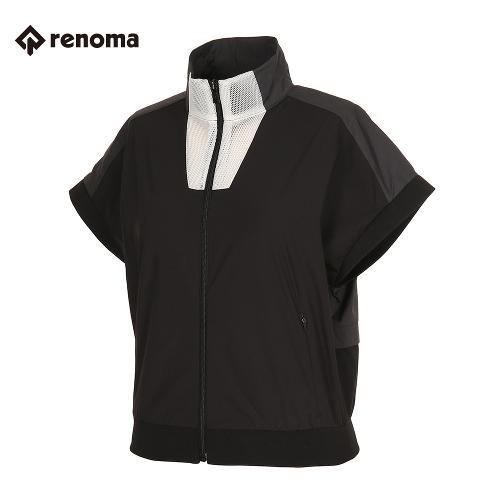 [레노마골프]여성 컬러 블록 집업 베스트 RWVEJ5303-199_G