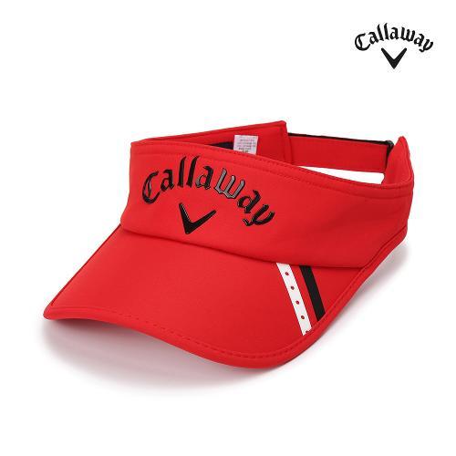 [캘러웨이]남성 배색 포인트 로고 썬캡 CMACH9103-500_G