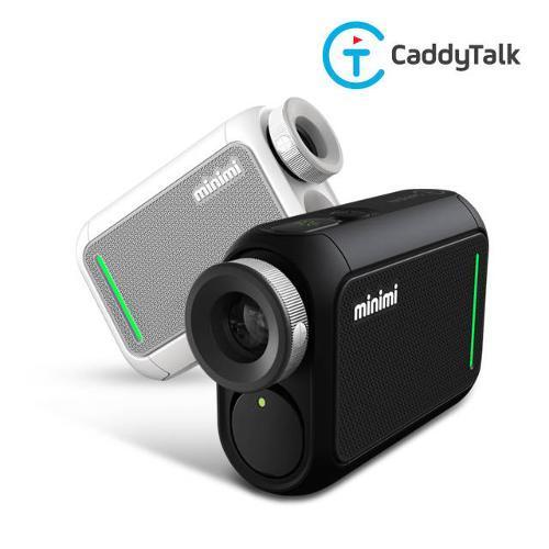 [캐디톡] 골프 레이저 거리측정기 캐디톡 미니미
