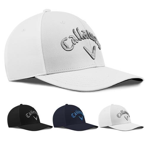 2020신상 캘러웨이 CAMO SNAPBACK 골프모자 3종택1