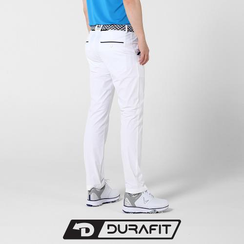 듀라핏 남성 밴딩 스판 골프바지 인비저블 프로 D20S1PT05-WH