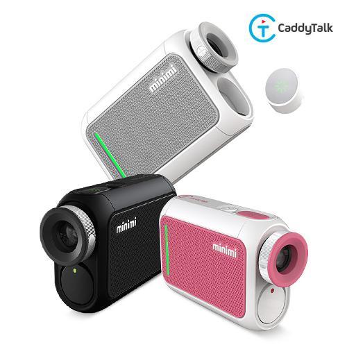 [캐디톡]2020년 신제품 골프 레이저 거리측정기 캐디톡 미니미