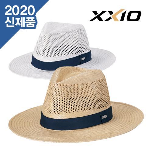 [2020년신제품]던롭 젝시오 XMH0203 남성용 카우보이 왕골모자-2종칼라