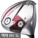 New 맥그리거 정품 맥텍 NV-SL 드라이버-(여성-11.5도 L)