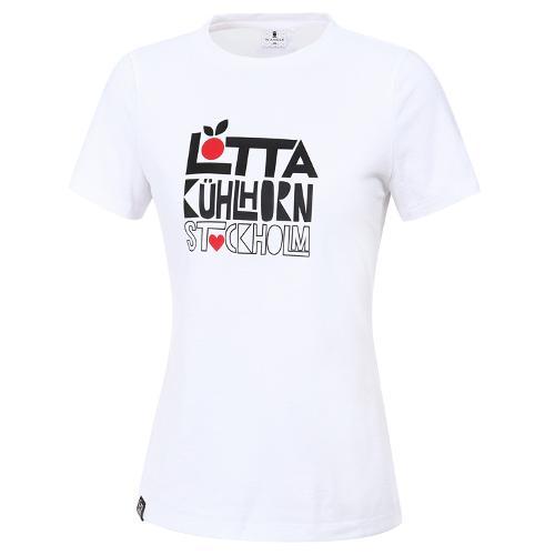 [와이드앵글] 여성 로타 콜라보  밸류 반팔 티셔츠 큐롯 SET WWM20296W2