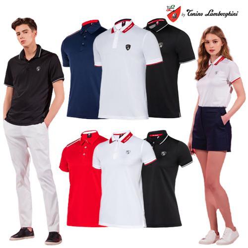 람보르기니 20SS 남여 헤리티지 티셔츠 3종SET