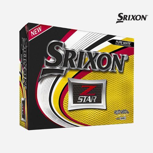 스릭슨 정품 제트스타6/제트스타6 XV 골프공 1다즌 12알