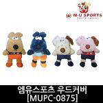 엠유스포츠 MU 캐릭터 우드커버 MUPC-0875