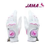 자마골프 포커페이스 기능성 여성용 양손 골프장갑