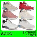 ECCO 2020 공식정품 S-THREE 여성골프화 102903