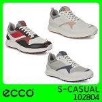 ECCO 2020 공식정품 S-CASUAL 골프화 102804