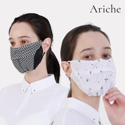 [아리체]쿨 메쉬 마스크 여름 숨쉬기편한 마스크