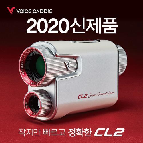 [2020년신제품]보이스캐디 CL2 2 Color OLED 레이저 GPS 거리측정기
