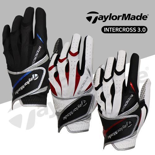 테일러메이드 INTERCROSS 3.0 남성용 골프장갑
