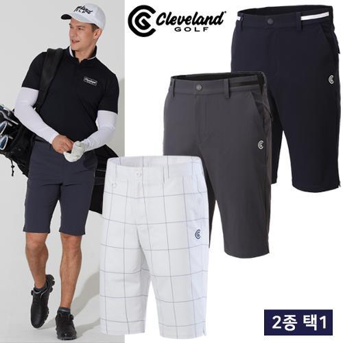 [클리브랜드골프] 핫썸머 남성 골프 반바지 2종택1/골프웨어_CG979210