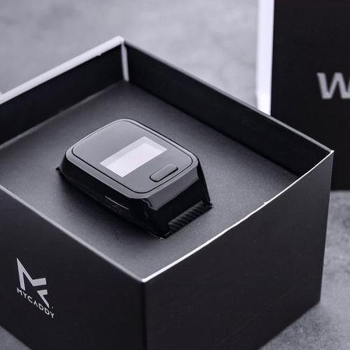 마이캐디 WT S3 플러스 보이스 시계형 GPS 거리측정기
