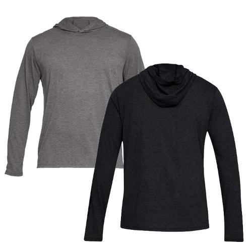 언더아머 남성 스레드본 그래픽 후드 티셔츠 1322029