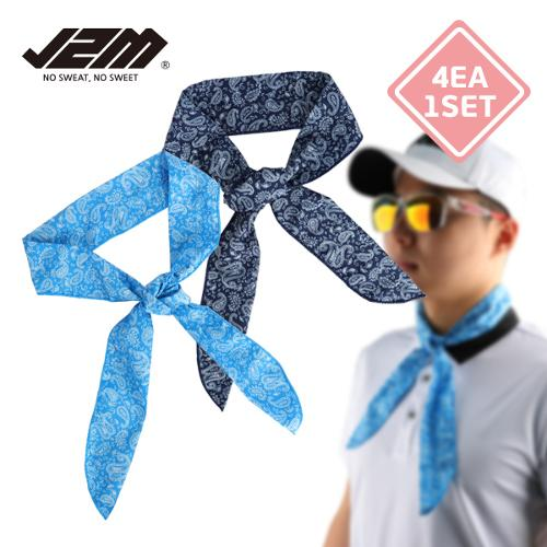 J2M 메이드인코리아 아이스 쿨 스카프_4개