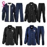 카스코 라운딩전용 여성비옷 상하의 1벌 세트 4종택1
