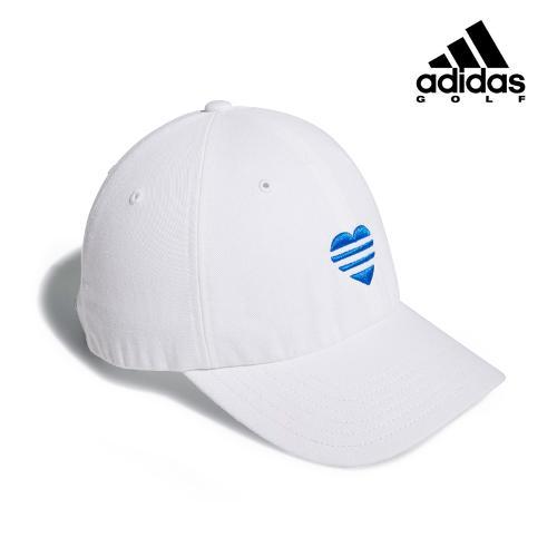 [아디다스골프] 신제품 3스트랩 HEART 로고 모자