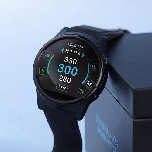 투어프로 XS 9 시계형 거리측정기