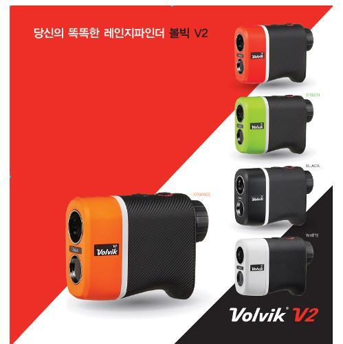볼빅 정품 2020 레인지파인더 V2 거리측정기