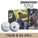브리지스톤 TOUR B XS 3피스 골프볼 골프공 2020년