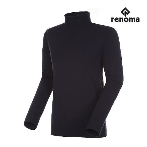 [레노마골프]남성 로고패치 베이직 폴라 스웨터 RMSPG3202-915_G