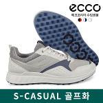 에코 102804 S-CASUAL 남성 스파이크리스 골프화 3종