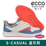 에코 102803 S-CASUAL 여성 스파이크리스 골프화