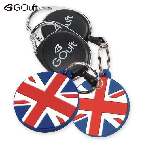 고프트 골프장갑&볼마커 특허 멀티홀더 영국