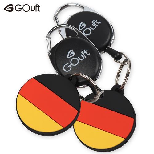 고프트 골프장갑&볼마커 특허 멀티홀더 독일