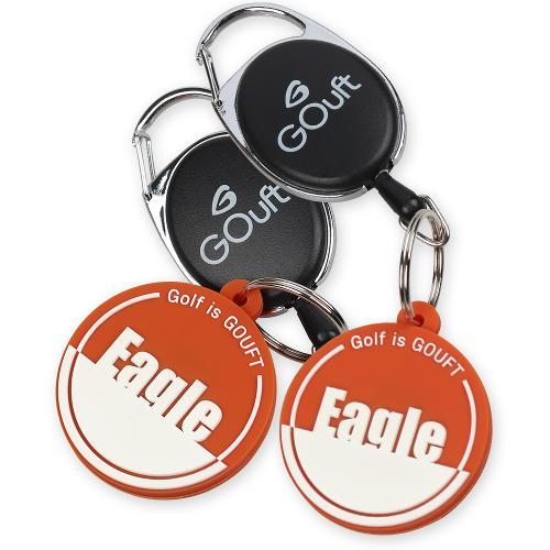 고프트 골프장갑&볼마커 특허 멀티홀더 이글 EAGLE