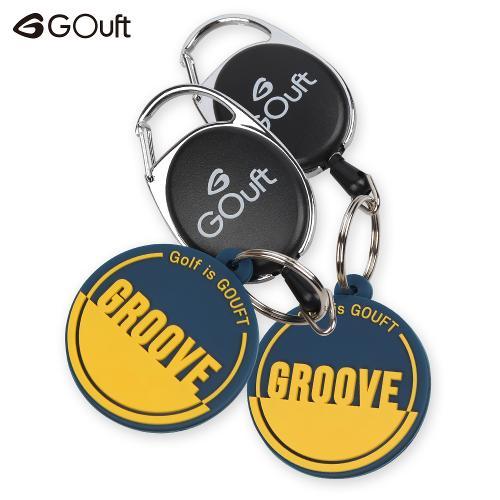 고프트 골프장갑&볼마커 특허 멀티홀더 그루브 GROOVE