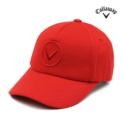 [캘러웨이] 여성 솔리드 로고 포인트 모자 CWACG7805-500_G