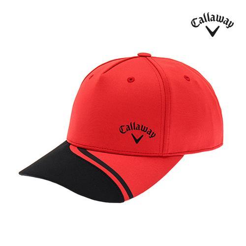 [캘러웨이]여성 배색 챙 캡 모자 CWACI7111-500_G