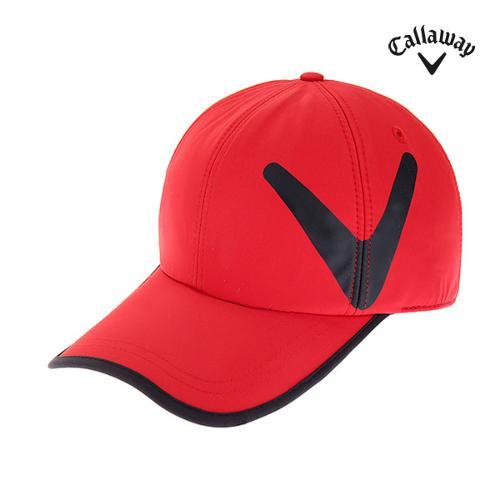 [캘러웨이]남성 귀덮개 세트 로고 캡 모자 CMACG3806-500_G